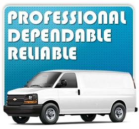 our team is professional, dependable and reliable
